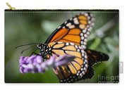 Monarch Danaus Plexippus Carry-all Pouch