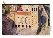 Monastery In Montserrat Carry-all Pouch