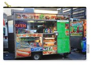 New York Street Vendor Carry-all Pouch