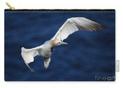 Northern Gannet In Flight Carry-all Pouch