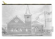 Norwegian Church Cardiff Bay Carry-all Pouch
