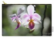 Orchids Dance Carry-all Pouch