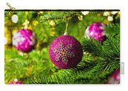 Ornament In A Christmas Tree Carry-all Pouch
