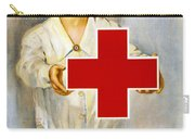 Red Cross Poster, C1917 Carry-all Pouch