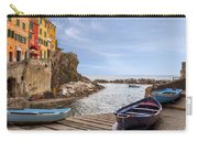 Riomaggiore Carry-all Pouch by Joana Kruse
