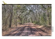 Road To Angel Oak Carry-all Pouch