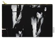 4 Robert Mitchum's Collage Young Billy Young Set Old Tucson Arizona 1968-2013 Carry-all Pouch