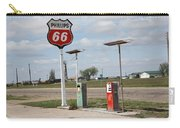 Route 66 - Adrian Texas Carry-all Pouch
