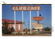 Route 66 - Santa Rosa New Mexico Carry-all Pouch