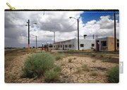 Route 66 - Twin Arrows Trading Post Carry-all Pouch