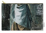 Samuel Pepys (1633-1703) Carry-all Pouch