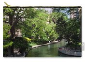San Antonio Riverwalk Carry-all Pouch