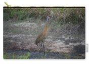 Sandhill Crane Carry-all Pouch