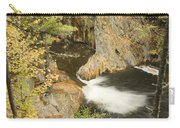 Smalls Falls In Western Maine Carry-all Pouch