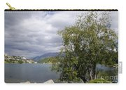 St Moritz Lake Carry-all Pouch