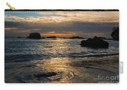 Sunset At Pismo Beach Carry-all Pouch