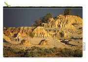 Sunset In An Ancient Land Carry-all Pouch