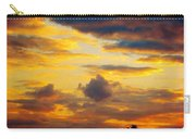 Sunset Sky By Artist Nature Carry-all Pouch
