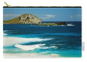 Surf On The Beach, Oahu, Hawaii, Usa Carry-all Pouch