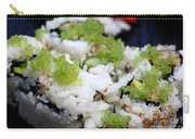 Sushi California Roll Carry-all Pouch