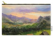 Tatry Mountains- Poland Carry-all Pouch