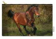 The Bay Horse Carry-all Pouch
