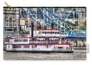 The Dixie Queen Paddle Steamer Carry-all Pouch