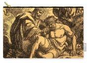 The Good Samaritan Carry-all Pouch