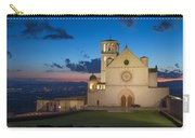 The Papal Basilica Of St. Francis Of Assisi  Carry-all Pouch