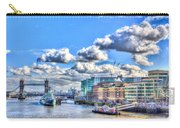 The River Thames Carry-all Pouch