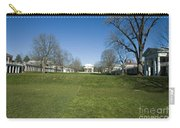 The Rotunda On The Lawn Carry-all Pouch