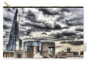 The Shard And South Bank Carry-all Pouch
