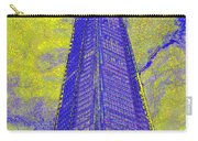 The Shard London Art Carry-all Pouch