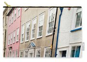 Town Houses Carry-all Pouch by Tom Gowanlock