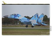 Ukrainian Air Force Su-27 Flanker Carry-all Pouch