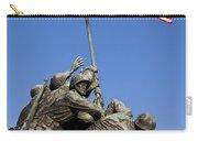 Us Marine Corps Memorial Carry-all Pouch