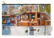 Victoria Wooden Boat Show Carry-all Pouch
