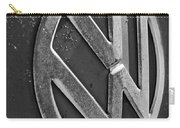 Volkswagen Vw Bus Front Emblem Carry-all Pouch
