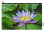 Water Lily 13 Carry-all Pouch