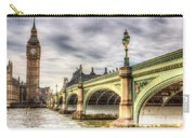 Westminster Bridge London Carry-all Pouch