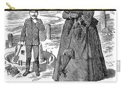 William II Of Germany (1859-1941) Carry-all Pouch