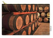 Wine Barrels Carry-all Pouch by Elena Elisseeva