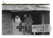 World War I: Red Cross Carry-all Pouch
