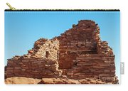 Wupatki Pueblo In Wupatki National Monument Carry-all Pouch
