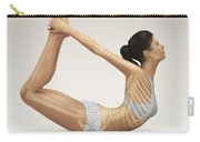 Yoga Bow Pose Carry-all Pouch