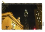 42nd Street Night Carry-all Pouch