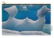 Iceberg, Antarctica Carry-all Pouch