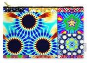 432hz Cymatics Grid Carry-all Pouch