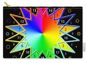 432hz Rainbow Star Carry-all Pouch
