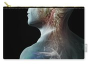 Human Anatomy Carry-all Pouch